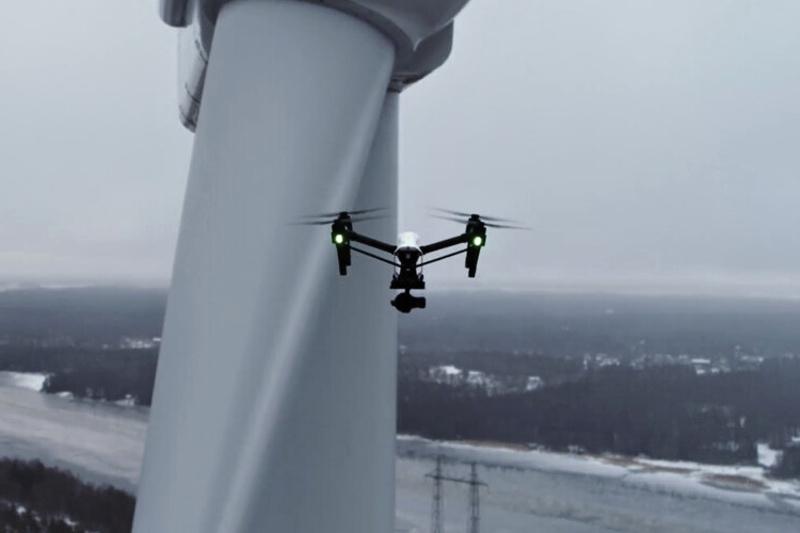 5G drony