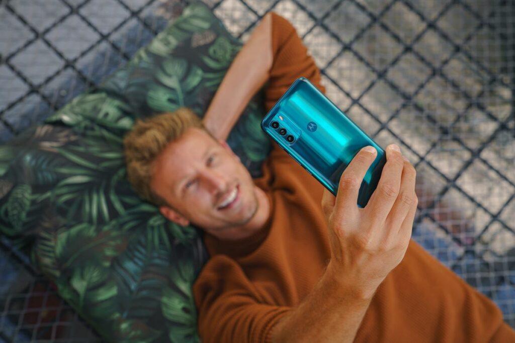 Jeden z nejlevnějších 5G smartphonů