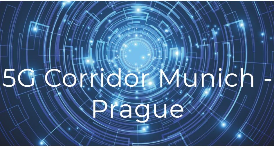 5G koridor Mnichov - Praha