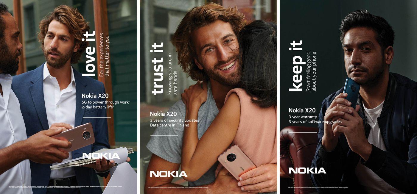 Nokia má úplně nové modely