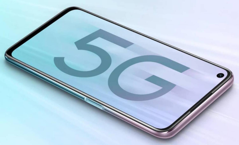 Podíl na trhu 5g smartphonů