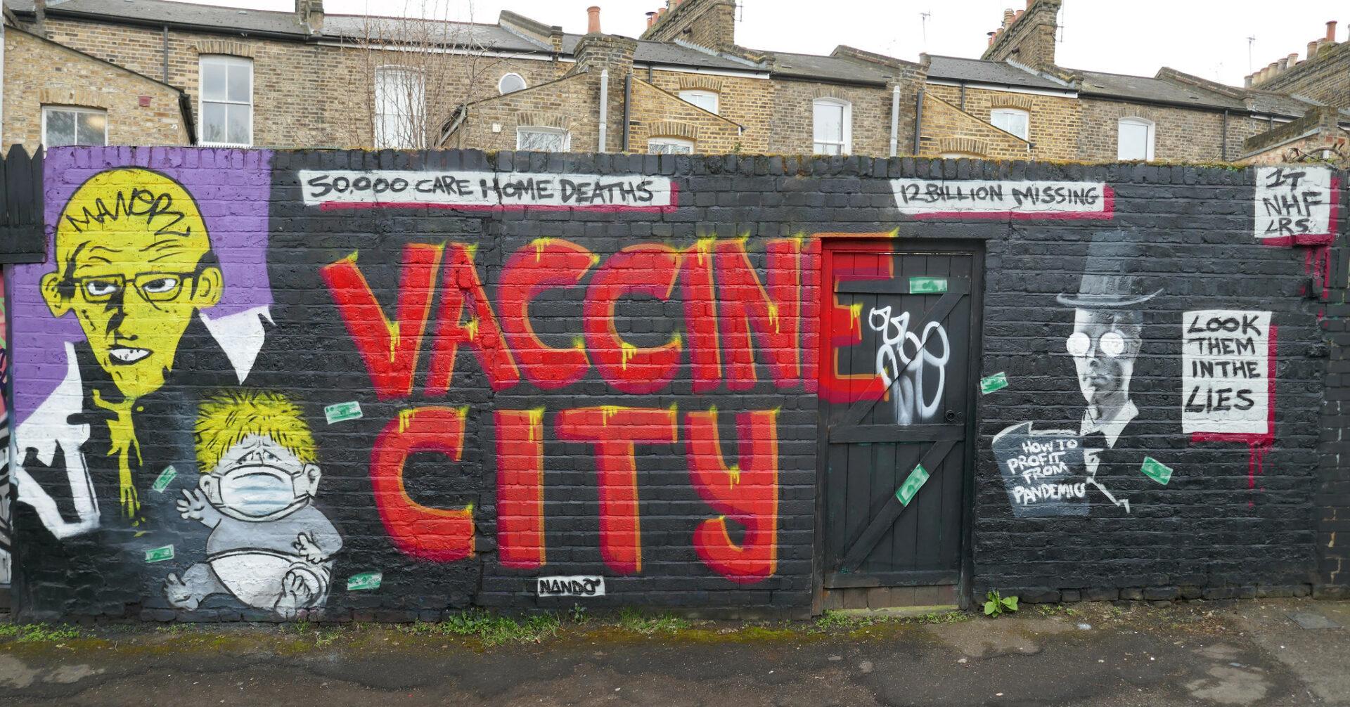 Bezpečnost vakcín proti covid-19