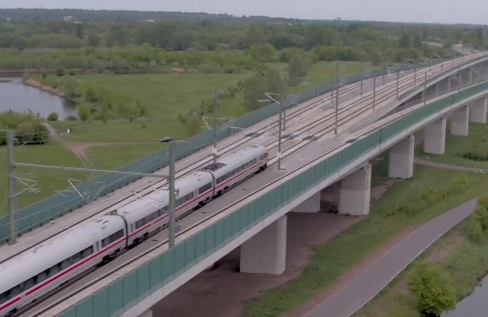 5G železnice propojí celou evropu